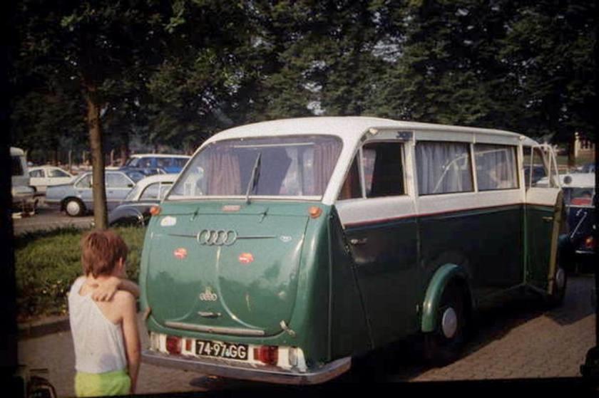 1955 DKW Snelllaster 74-97-GG