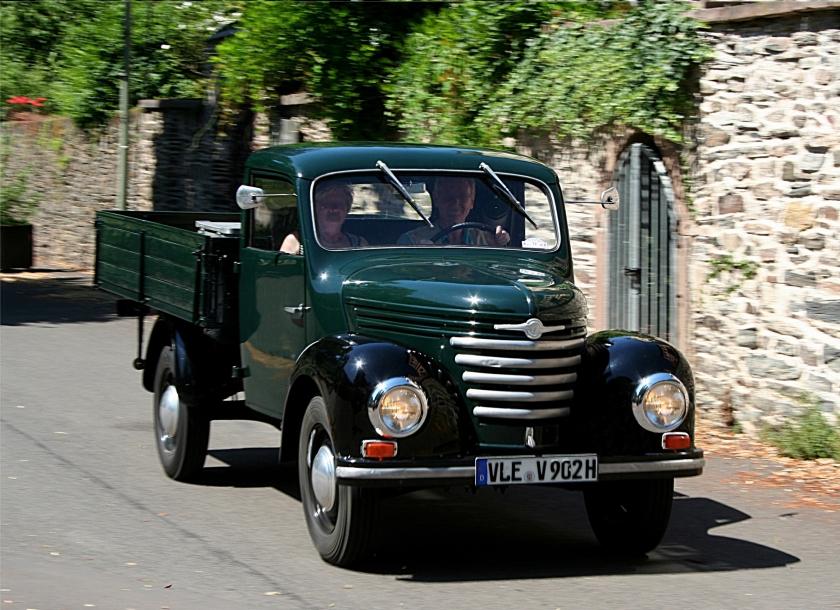 1955 Framo V 901-2