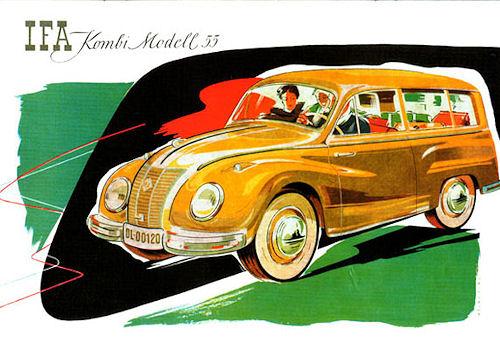 1955 ifa  f9-kombi rf