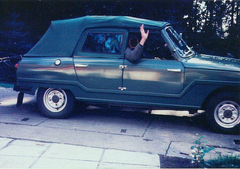 1955 Wartburg Jagdvariante