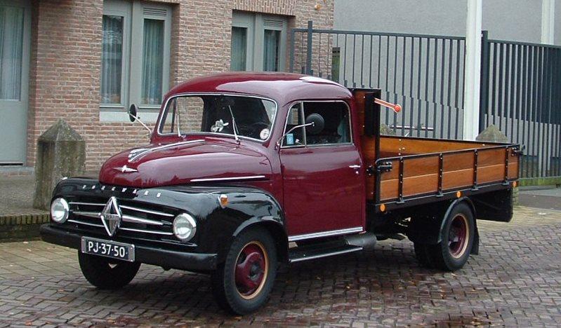 1956 Borgward B1500-0032 PJ-37-50