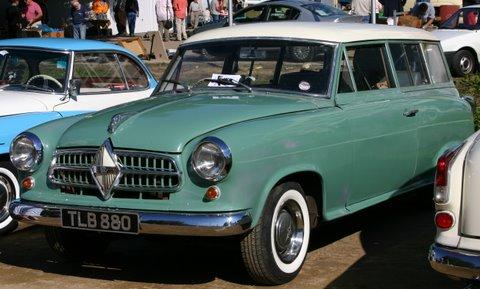 1956 Borgward Combi Argentinië
