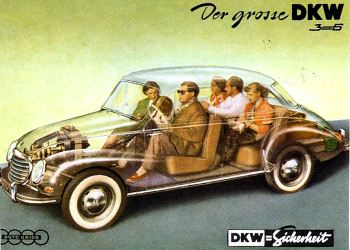 1956 Dkw 3=6 cover