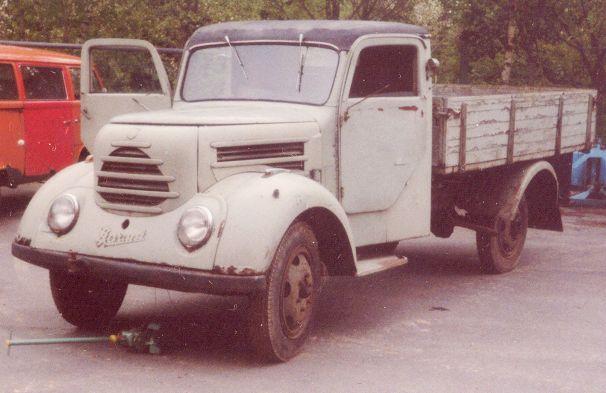 1956 Garant 32 Diesel
