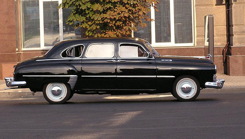 1956 GAZ-12 ZIM