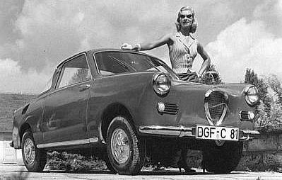 1956 goggomobil coupe