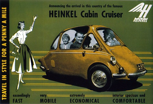 1956 Heinkel 175