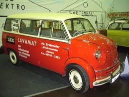 1956 Lloyd Kleinbus b