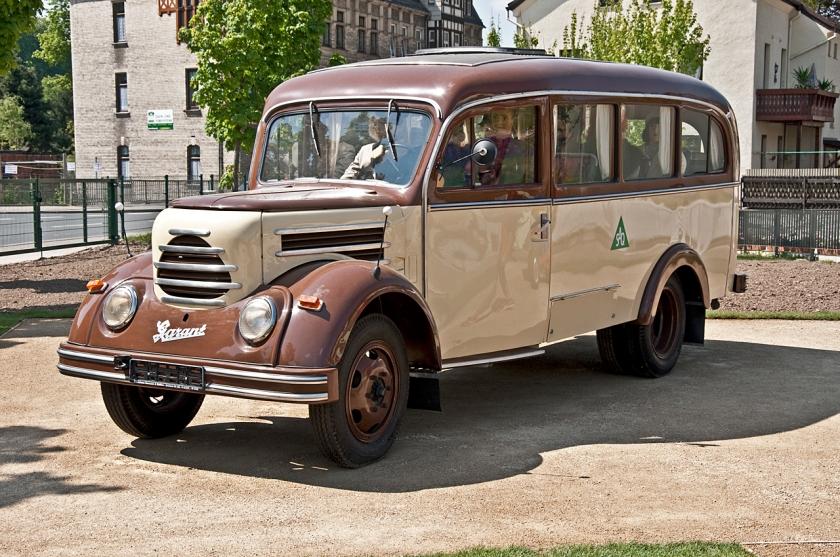 1956 Robur Garant 30 K Omnibus
