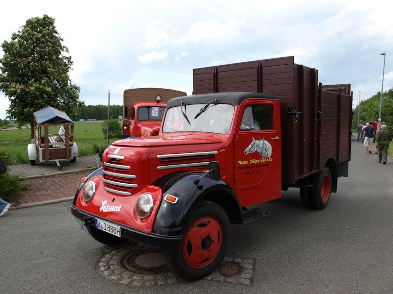1956 Robur Garant-K-30-Thiele