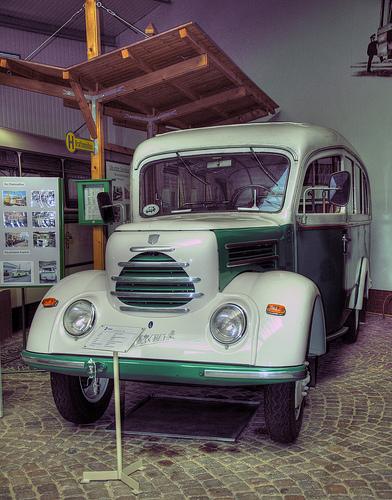 1956 Robur Garant Museum