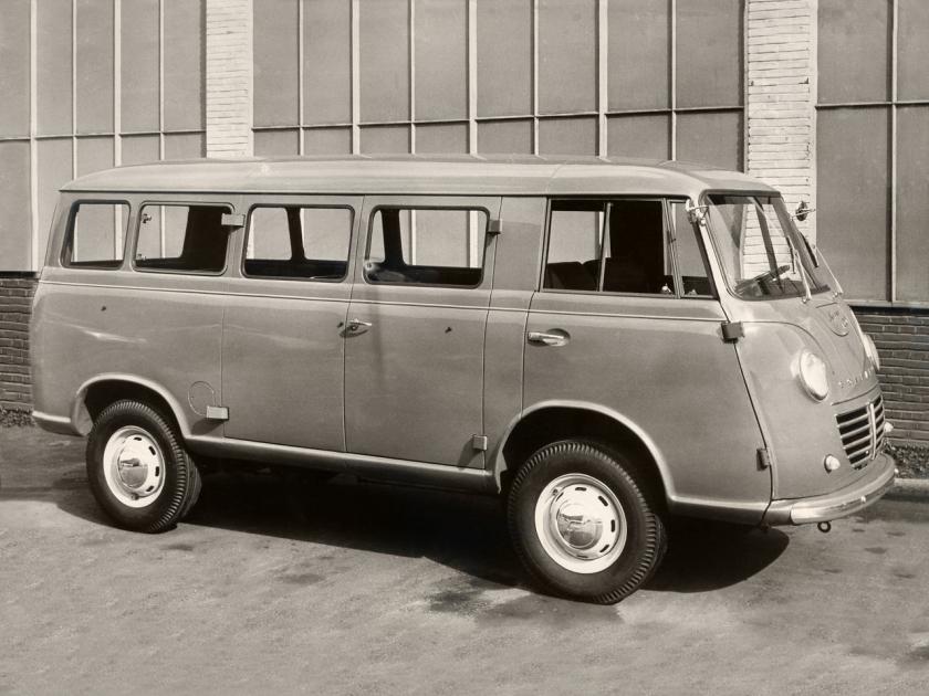 1957-61 goliath express 1100 1