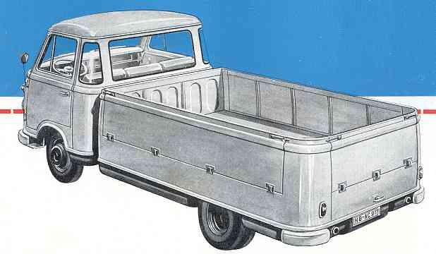 1957-62 borgward 611 03