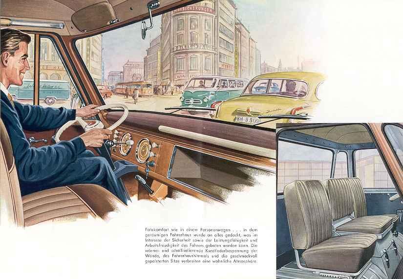 1957-62 Borgward 611 28