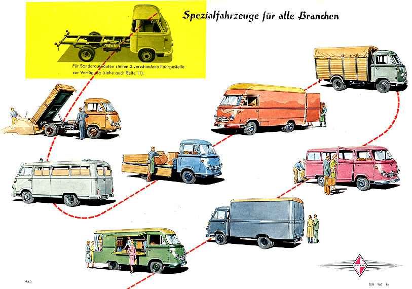 1957-62 Borgward b 611 42a