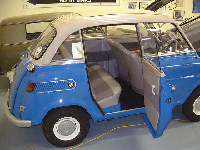 1957 BMW 600 2  achterdeur(D)
