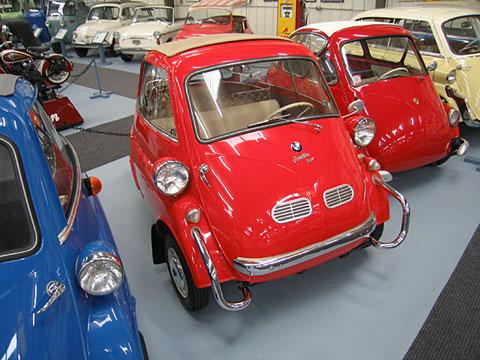 1957 BMW Isetta 300 export