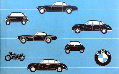 1957 BMW