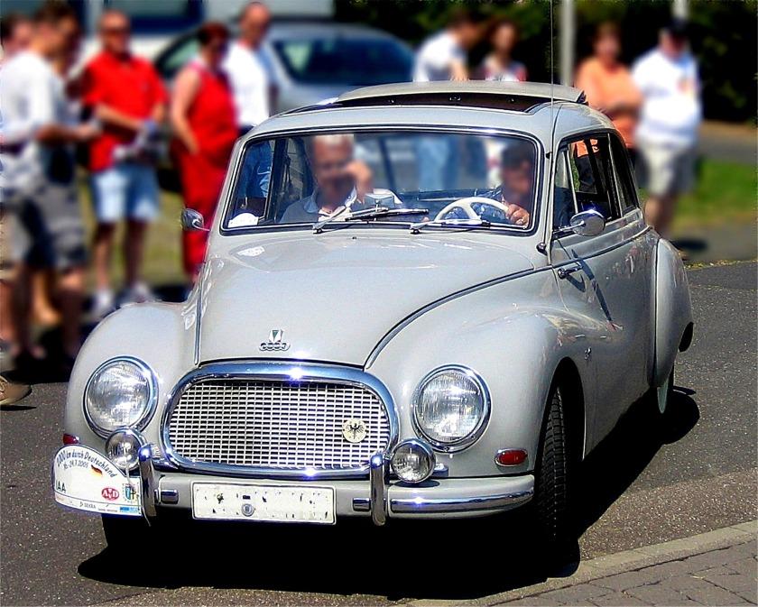 1957 DKW 3-6