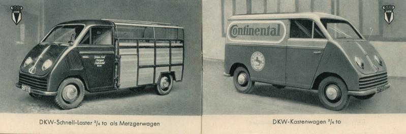 1957 DKW Schnell-Laster