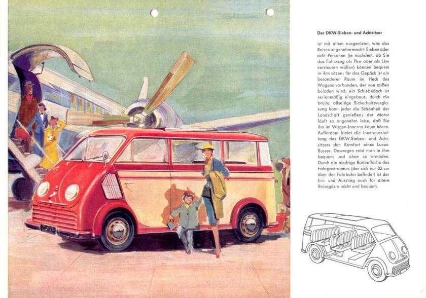1957 DKW Schnellaster [e]