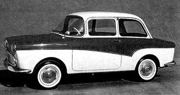 1957 goggomobil isar