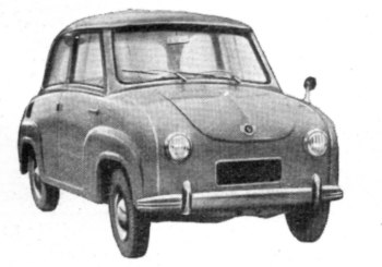 1957 goggomobil t 300