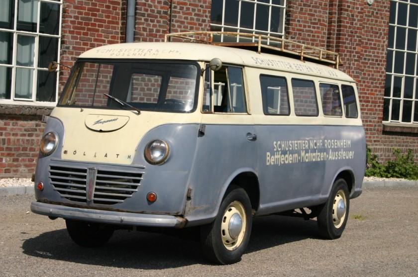 1957 Goliath Express 1100a