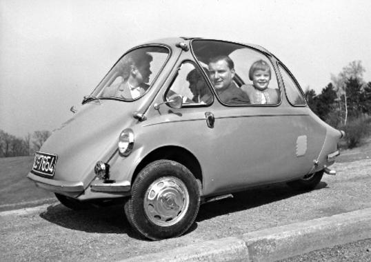 1957 Heinkel Kabine 153