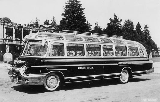 1957 Hispano Suiza Berliet Ayats Sp