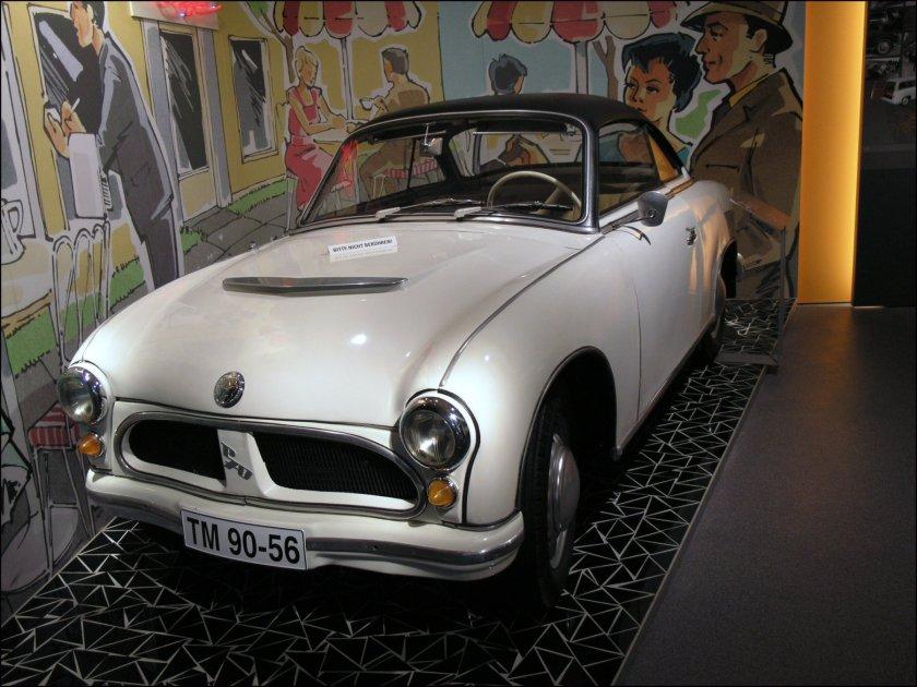 1957 IFA P 70 Coupe