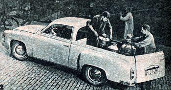 1957 wartburg pu
