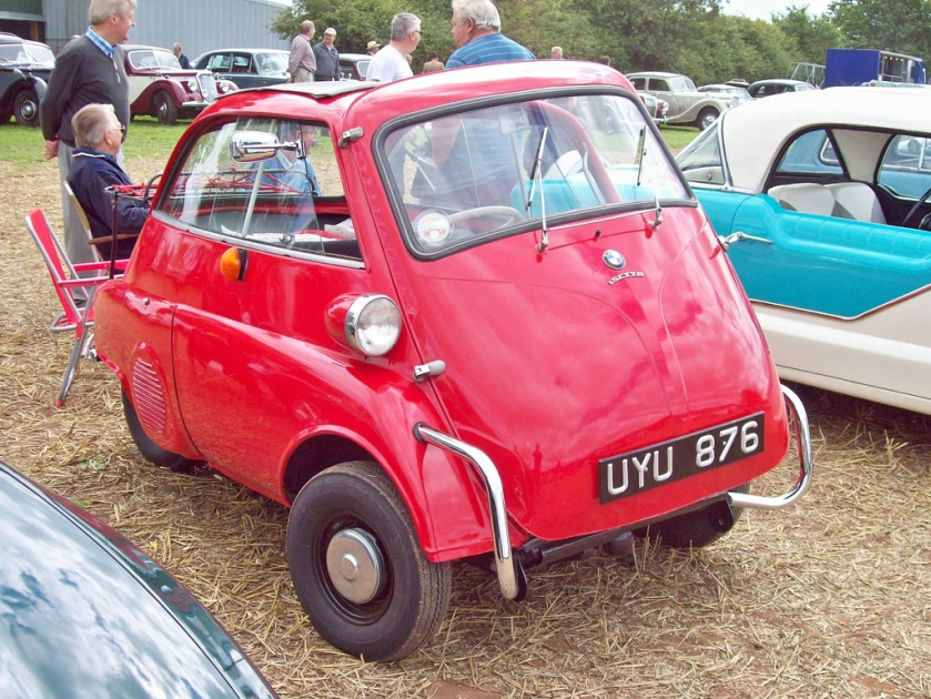 1958 BMW Isetta 300 Engine 295cc