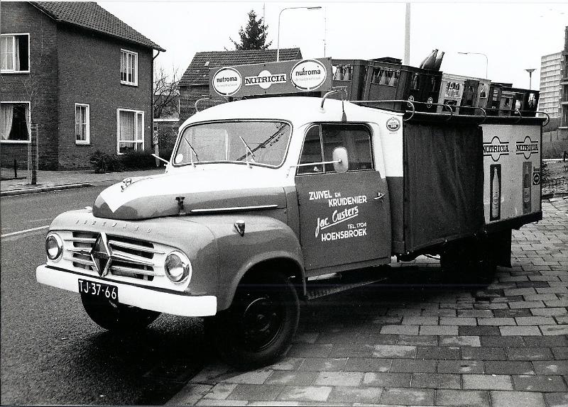 1958 Borgward B1500