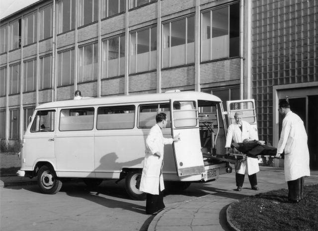 1958 Borgward b611-kw-1