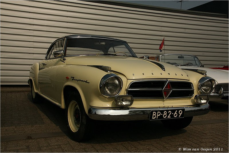 1958 Borgward Isabella coupe (2)