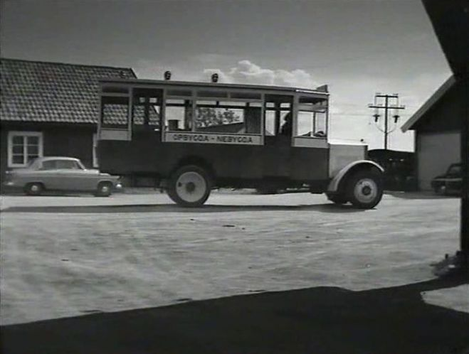 1958 Borgward Isabella