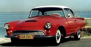 1958 DKW Auto Union 1000