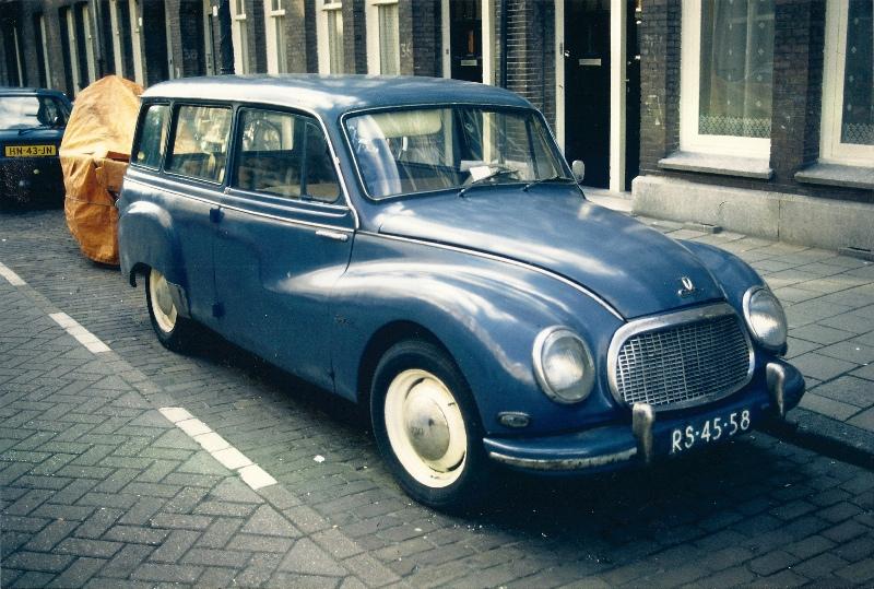 1958 DKW F94U a