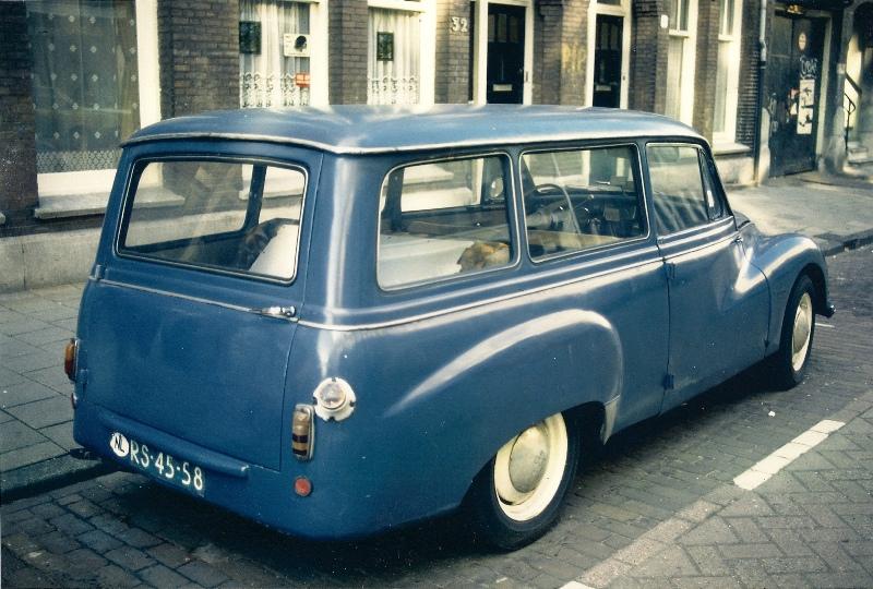 1958 DKW F94U