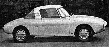 1958 Dkw monza