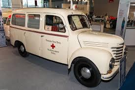 1958 Framo V902 Ambulanz