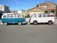 1958 Goliath express 1100