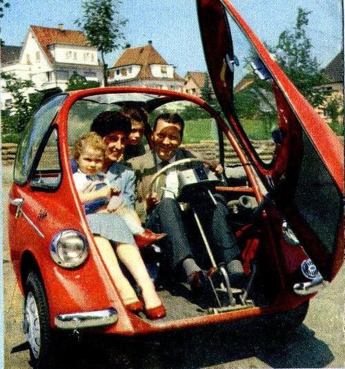 1958 Heinkel