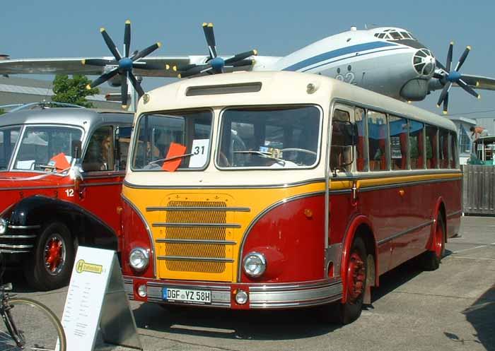 1958 IFA H 6 B - L