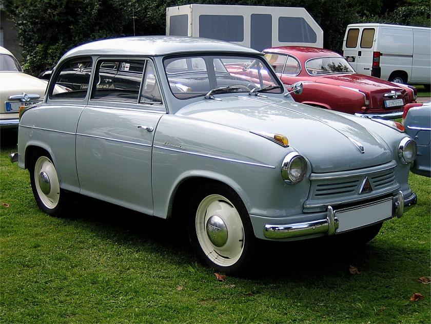 1958 Lloyd-Alexander