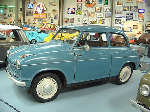 1958 Lloyd LP-600 Alexander (D)