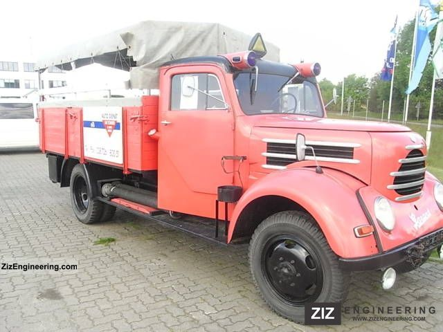 1958 robur garant k30 lf tsb allrad