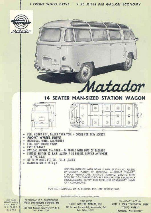1958 Tempo-matador brochure 1