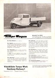 1958 Tempo Matador Station Wagon brochure a